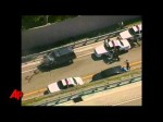 Raw Video: Police Chase Ends in Smash