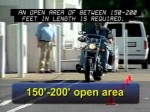 Motorcycle Skills Tests #6-Gearshift Ride Captioned