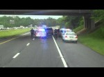 Charlotte Police Chase