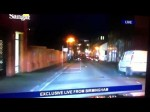 Camera Crew Give An Officer In Pursuit A Lift In Birmingham – Sangat