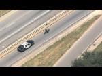 Police Chase Harley