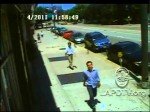 Crook Robs Blind Woman in Little Tokyo, Caught on Video.wmv