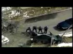 Raw Video: Police Pursuit Ends With Crash
