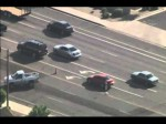 Police Chase Man in Arizona