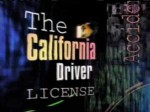 California DMV – CA Driver License #2-License Information