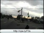Raw Video Police Chase Teen In A Stolen Dump Truck Ohio