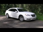 2011 Chrysler 200 Road Test