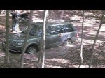 2010 Range Rover Off-Road Test