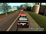 San Andreas Highway Patrol Pursuit- GTA SA
