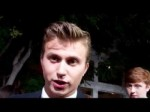 "Kenny Wormald at the ""Footloose"" premiere"