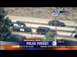 September 15, 2011 – Southern California Police Pursuit