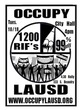Occupy LAUSD Aligns With Local Occupy Movement, Will March Today