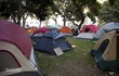 Occupy L.A. Protesters Will Not Back Down