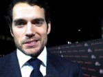 "Henry Cavill at the premiere of ""Immortals"""