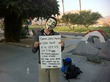 Hell No, Occupy Coachella Valley Wouldn't Go: 9 Protestors Arrested