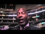 James Worthy on Magic Johnson