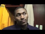 Metta World Peace on win over Knicks