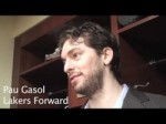 Metta World Peace, Pau Gasol and Mike Brown on World Peace's dunk in win over Utah Jazz
