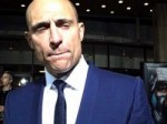 "Mark Strong at the premiere of ""Tinker Tailor Soldier Spy"""