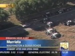 PURSUIT OF ARMED BURGLARS – CHP Officers Chase & Arrest 3rd Strike Suspect