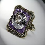 D&ET Jewelry 101: The Victorian and Edwardian Jewelry Eras