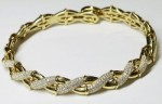 Gold Diamond Choker — Holiday Jewelry From Diamond & Estate Trust