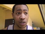 Lakers guard Andrew Goudelock on training camp