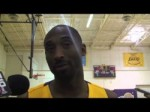 Lakers guard Kobe Bryant on life without Lamar Odom part 2