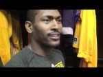 Metta World Peace: Kobe is King of LA, I'm a servant