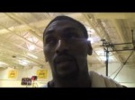 Lakers forward Metta World Peace on improved play