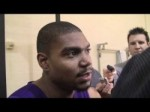 Lakers center Andrew Bynum on the Clippers