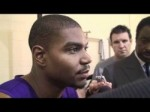 Lakers center Andrew Bynum on Pau Gasol