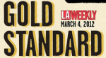 Calendar : Jonathan Gold's Gold Standard Returns March 4
