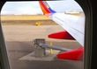 Oops: Southwest Flight From LA Knocks Over Light Pole On Its Way to the Gate in Denver