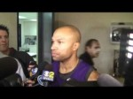 Lakers guard Derek Fisher on Lamar Odom