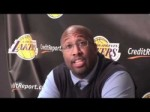 Lakers Mike Brown remains optimistic about team offense