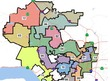 Strange New Territory: L.A.'s Council District Lines Redrawn