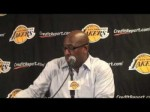 Lakers Coach Mike Brown on Pau Gasol facilitating
