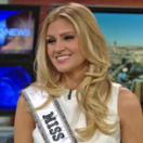 Natalie Pack Miss California USA 2012
