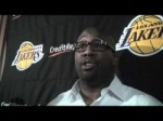 Mike Brown on Pau Gasol touches
