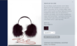 PETA is Not a Fan of Dr. Dre's Fox Fur-Trimmed Headphones