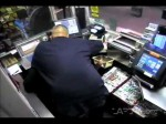 Gas Station Robbery Suspect Captured on Tape NR12079kr