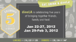Contests! : Win 24 Free Dinners from DineLA!