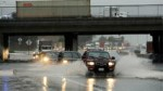 Drivers Face Rainy Commute Tuesday