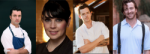 Sexytime!: Hot Chefs Round 1: Zone, Weiss, Toft, Page