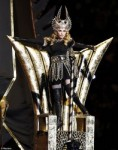 Madonna's Superbowl Jewelry: Bvlgari + Givenchy