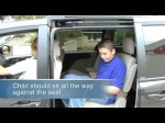 Child Passenger Safety – Seat Belts