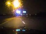 RAW: Berea police chase, crash