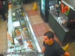 Attempt Robbery at Subway