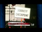 DUI Checkpoints Scheduled for Friday Night